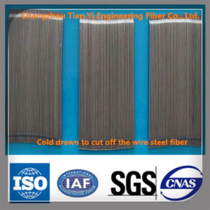 Macro Steel Fiber Used for Concrete pictures & photos