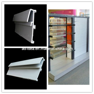 Co-Extruded PVC Profile Plastic Co-Extrude Profile pictures & photos