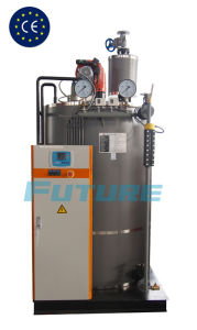 0.8t Diesel /Gas Steam Generator Using Industrial Factory pictures & photos