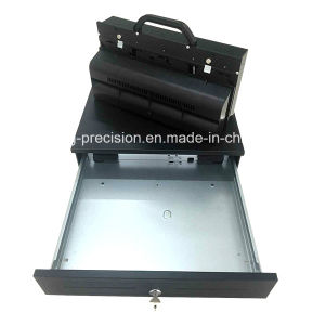 Jy-410b Cash Drawer with Built in Cable for Any Receipt Printer pictures & photos