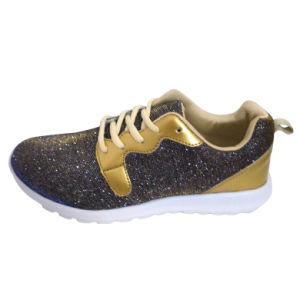 Woman Man High Quality Casual Fashion Sport Sneakers Shoes (WH0103)