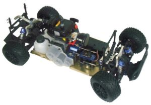 1/5 gasoline 2.4G RC Car 30cc off Road Buggy pictures & photos