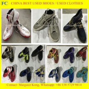 Cheap Walking Shoes Used Mens Shoes for African pictures & photos