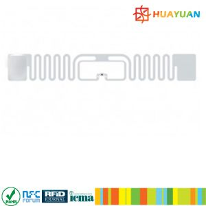 EPC Class 1 Gen 2 AD236 u7 RFID label Inlay pictures & photos