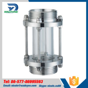 Stainless Steel Sanitary Thread Sight Glass (DE-SF88211) pictures & photos