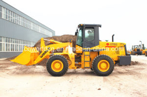 3ton Front End Loader, Earth Moving Machinery pictures & photos