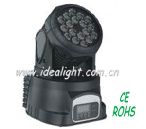 18PCS 1 W/3W LED Wash Moving Head