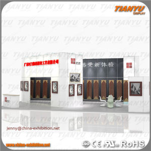 Easy Set up M Series Aluminum Trade Show Booth pictures & photos