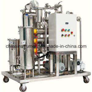 Oil Refinery Oil Purifier of Fire Resistant Oil pictures & photos