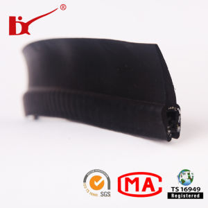 Dustproof EPDM Extruded Auto Rubber Seal Strips pictures & photos
