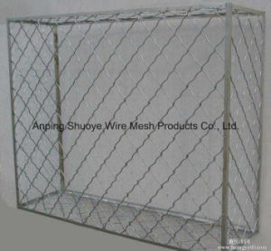 Chain Link Welded Wire Mesh Hot Dipped Galvanized Mobile Fence Panel in Construction Site, Building Site, Pool Safety (Factory) pictures & photos