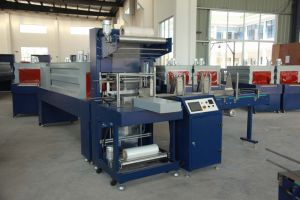 Full Automatic Can Shrink Packaging Machine and Heat Tunnel pictures & photos