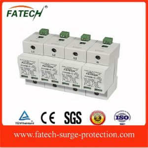 40ka Class I+II 3 Phase AC Lightning Surge Arrester pictures & photos