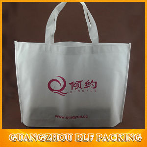 Custom Red Reusable Shopping Bags with Logo pictures & photos