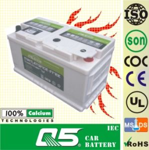 Car Battery DIN88 MF 12V 88ah Auto Battery & Car Parts & Accessories pictures & photos