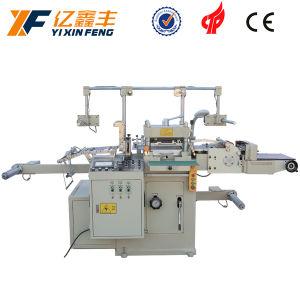 Hydraulic Press Automatic Paper Label Die Cutting Machine