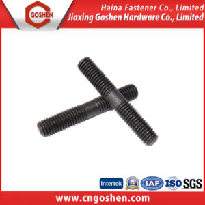 High Quality Black, Zinc-Plated, HDG Thread Rod pictures & photos