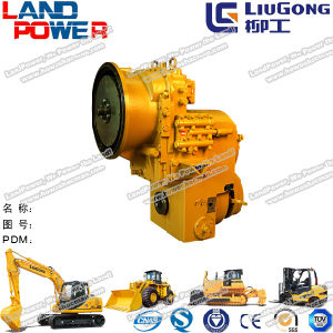 Liugong Wheel Loader Gearbox Transmission