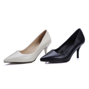 Thin High Heel Sharp Toe Sexy Lady Women Dress Shoes