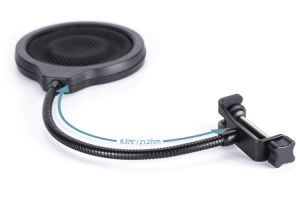 PS-3 Double Layer Steel Mesh Pop Filter Wind Screen pictures & photos