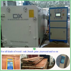 Combination Woodworking Machines High Frequency Wood Drying Kiln pictures & photos