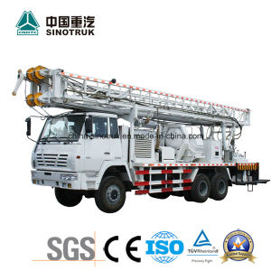Professional Manufacture Water Well Drilling Truck of 600meters Depth