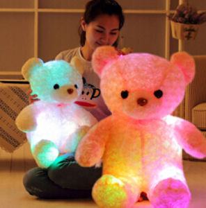 OEM Faction Design Glow Teddy Bears pictures & photos
