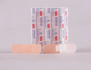 Pink PE Bandage for Hospital and Family Care pictures & photos