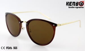 Popular Fashion Plastic Sunglasses for Lady, UV400 Kp50835 pictures & photos