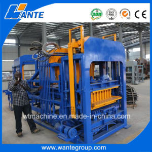 Qt6-15 Concrete Block Machine/Paving Brick Machine pictures & photos