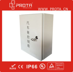 Waterproof Steel Electrical Panel Board Control Box pictures & photos