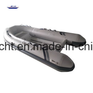 China Factory Made High Quality Inflatable Aluminum Alloy Hul Fishing Rib Boat for Sale pictures & photos