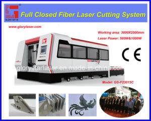 CNC Fiber Laser Cutting Machine Carbon Steel Laser Cutter pictures & photos