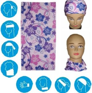Wholesale Cheap Custom Seamless Multifunctional Bandana Scarf pictures & photos