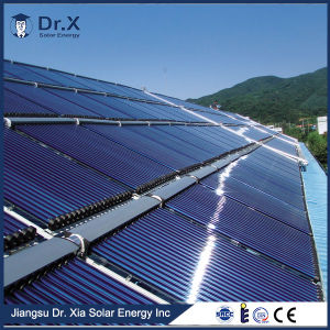 European Solarkeymark Heat Pipe Solar Thermal System pictures & photos