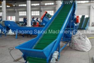 2000kg/Hour China Gold Supplier Pet Bottle Plastic Recycling Line pictures & photos