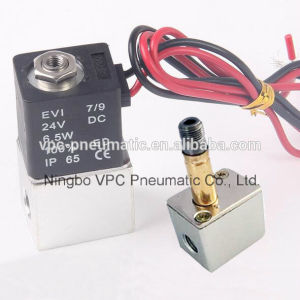 "2V025-08 1/4"" NPT Pneumatic Electric Solenoid Valve pictures & photos"