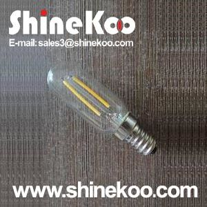 Glass T25 4W LED Tube Lamp (SUN-4WT25) pictures & photos