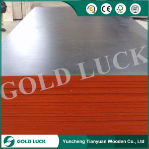 China Factory Cheap Black/Brown Film Faced Plywood pictures & photos