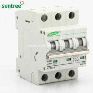 3 Pole DC750V DC Solar Circuit Breaker pictures & photos