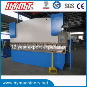 Wc67k-100X3200 Hydraulic Press Brake & Steel Plate press bake pictures & photos