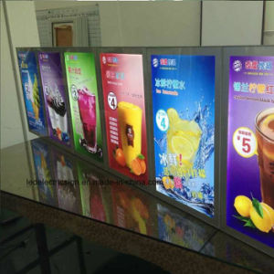 The Remote Infrared Control Ultra-Thin LED Advertising Light Boxes pictures & photos