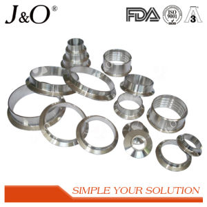 Sanitary Clamp Ferrule Tube Pipe Fittings pictures & photos