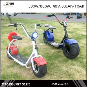 Hot Sell Coco City Electric Scooter 800W, 48V, 8.8ah with 2 Wheels for Adults pictures & photos