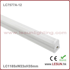 No Dark Area 18W 2835SMD LED T5 Tube Light LC7577A-12 pictures & photos