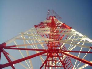 60 Meters Telecommunication Hybrid Tower