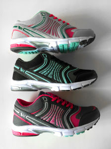 Newest Women Sneaker Sport Shoes Gym Shoes (ZJ150518) -14 pictures & photos