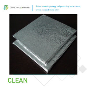 Nano Fiberglass Vacuum Insulation Panel Glassfiber VIP Core Material for Industrial Refrigerators pictures & photos