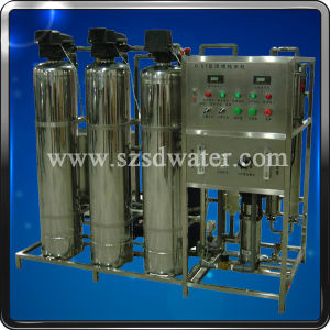 500L Per Hour RO Water Treatment Purifier with PLC Control pictures & photos