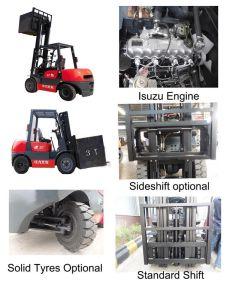 2000kgs LPG Forklift Truck pictures & photos